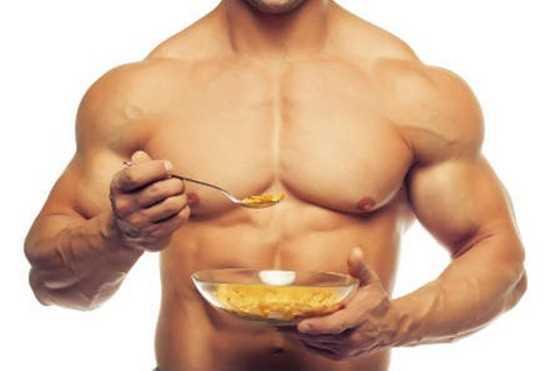 subir masa muscular