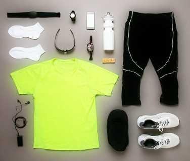 ropa para correr