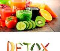 Dieta de desintoxicación: Dieta líquida para bajar de peso