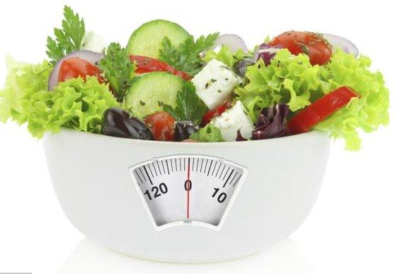 ensalada dieta